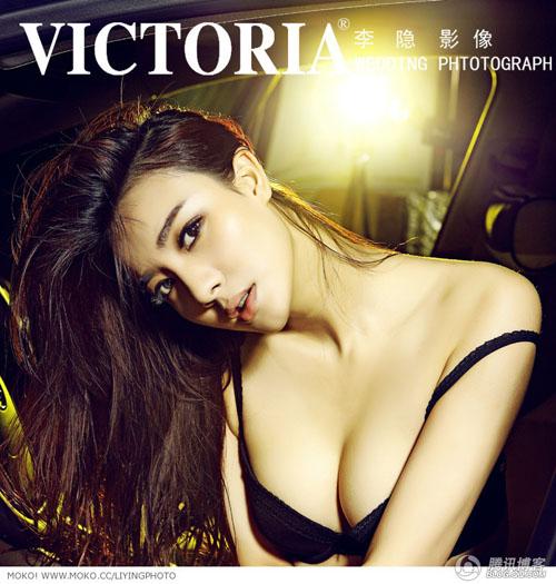 性感美女修车工 中国经济网