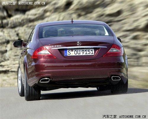 奔驰新款cls发布 约合55 106万人民币高清图片