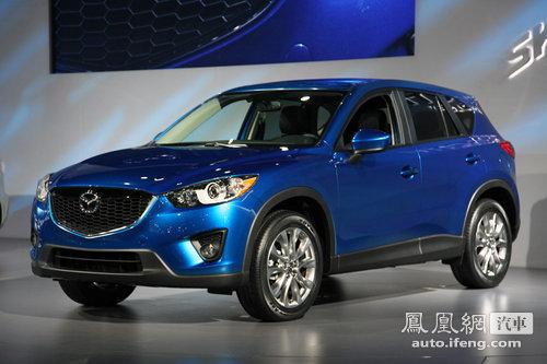 夏季正式上市 马自达CX 5北京车展首发